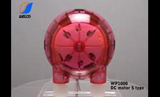 チューブポンプ WP1000 DCモータ Sタイプ