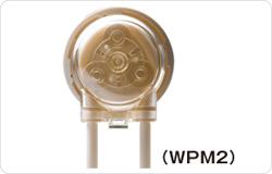 WPM 構造説明 WPM2オートクレーブ殺菌可能